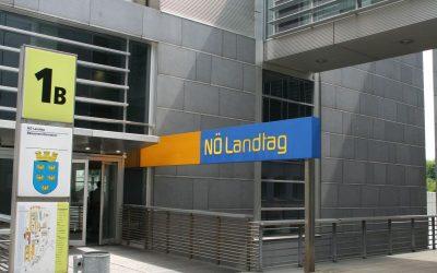 Brandschutz im NÖ Landtag