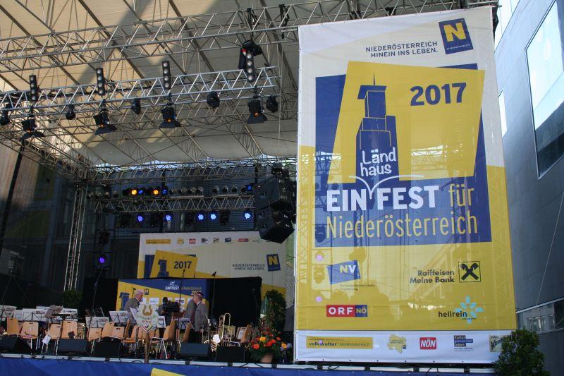 Landhausfest 2017 – Ein Fest für Niederösterreich