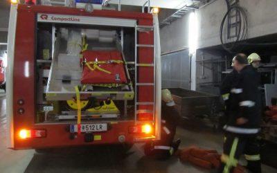 Technische Übung – Tiefgarage